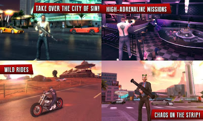 Gangstar Vegas v1.0.0 APK + SD Data for Android