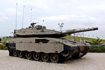 Tank Merkava Mk IV. Prokimal Online Kotabumi Lampung Utara