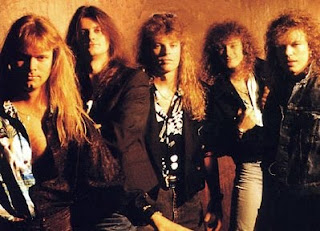 Halloween Metal Band