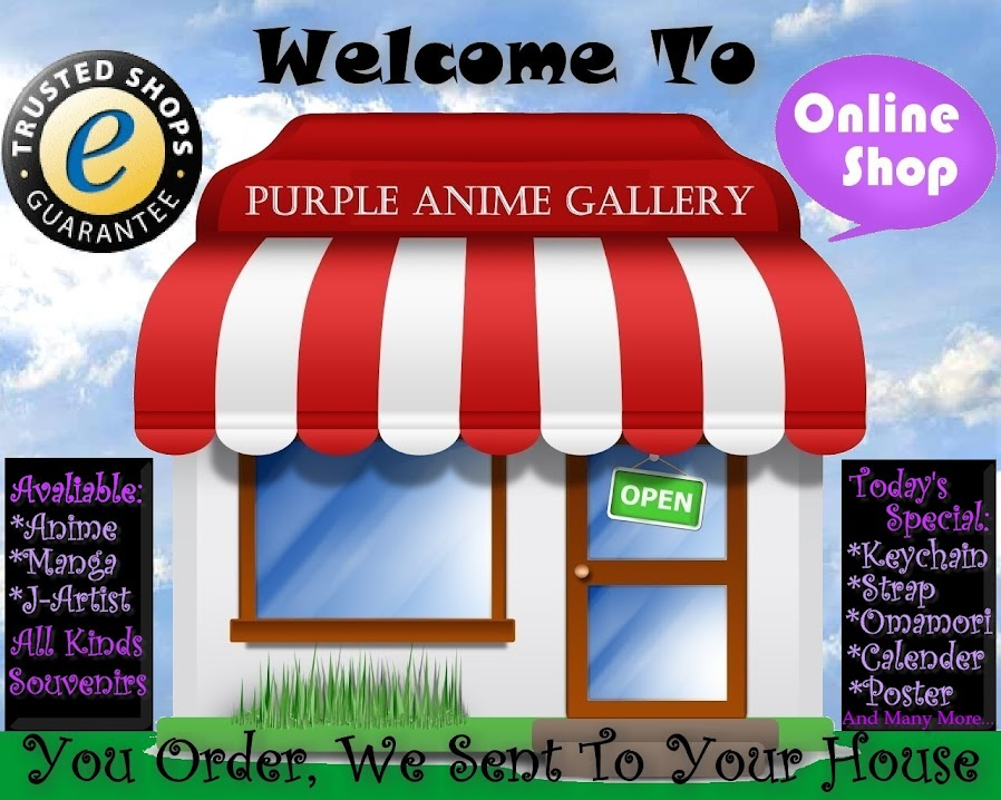 Purple Anime Gallery: Online Shop