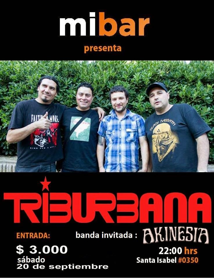 Triburbana
