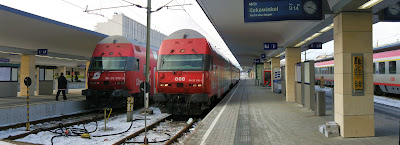 Bécs, Vienna, Wien, denkmal, Westbahnhof, pályaudvar, Ausztria, Österreich, OBB, vasút