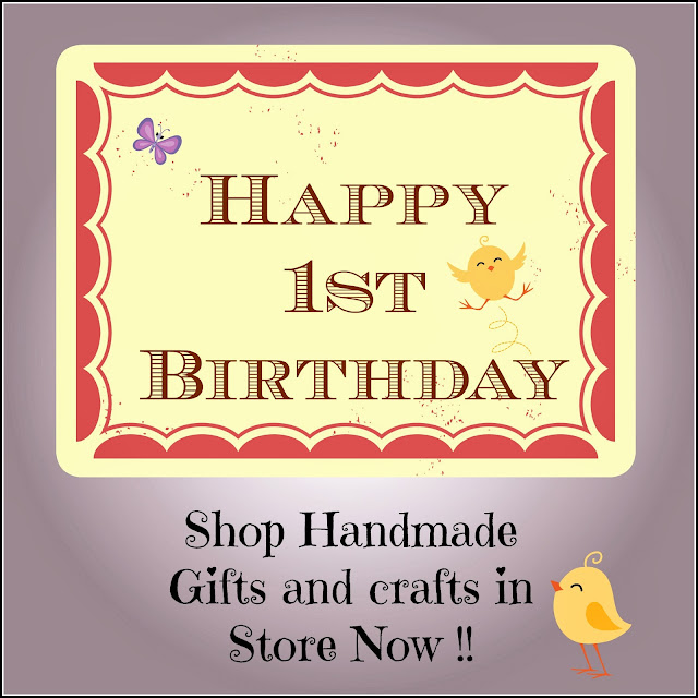 Handmade crafts and gifts