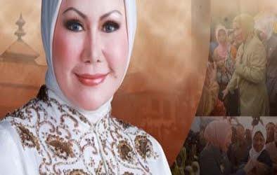 Selamat Berjuang untuk Mbak Atut dalam Pilkada Banten 2011