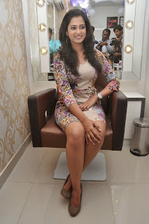 Actress Nanditha Latest Pictures at Naturals Spa and Salon Launch  0069