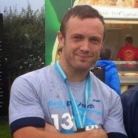 Half Marathon James