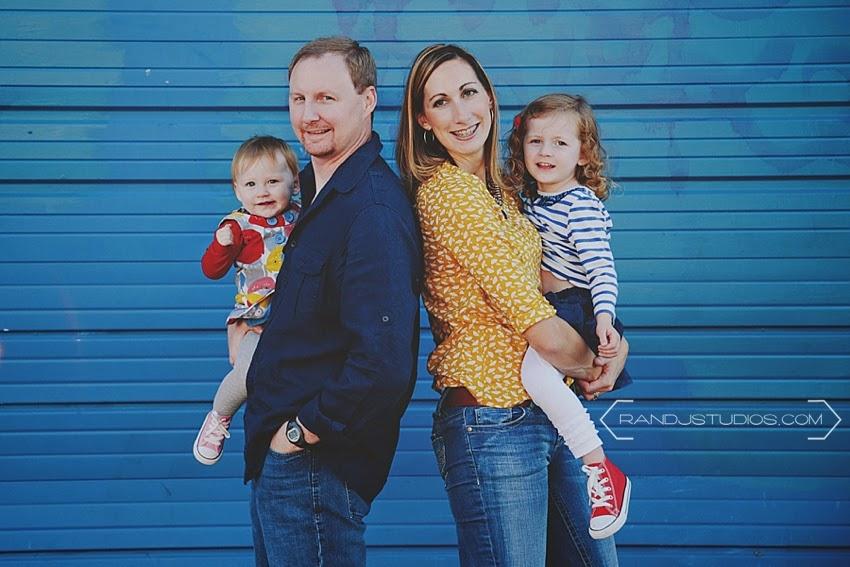 Urban Family Photos Houston Texas Photography