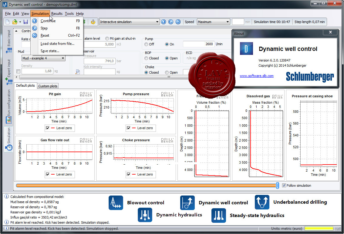 Schlumberger Drillbench 6 2 Essential Engineering