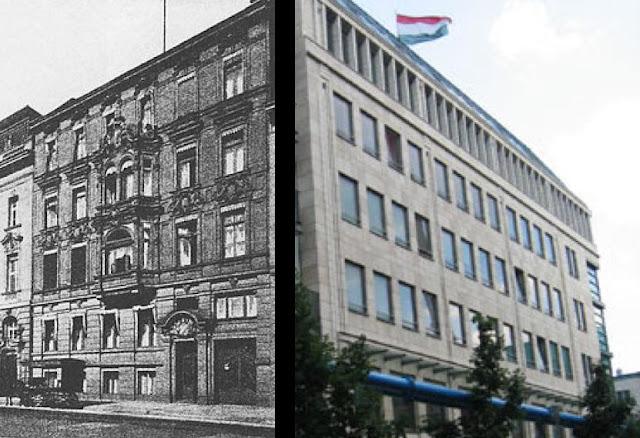 A Wilhelmstraße egy utca Berlinben, Mitte és Kreuzberg városrészekben. A történelmi Poroszország és a Német Császárság több kormányzati épülete is ebben az utcában volt. 1945-ig az utca neve ezért a német kormány szinonimájaként is használatos volt, mint manapság például a Fehér Ház az Amerikai Egyesült Államok kormányát jelenti. A második világháború pusztításai ellenére számtalan történelmi épület épségben megmaradt az utcában, a berlini műemlékvédelmi hivatal listája 17 épületet jegyez. Az észak-déli irányú Wilhelmstrasse észak vége a német parlament közelében az Elbánál, déli vége a Hallesches Tornál, Kreuzbergben van, és keresztezi az Unter den Lindent.