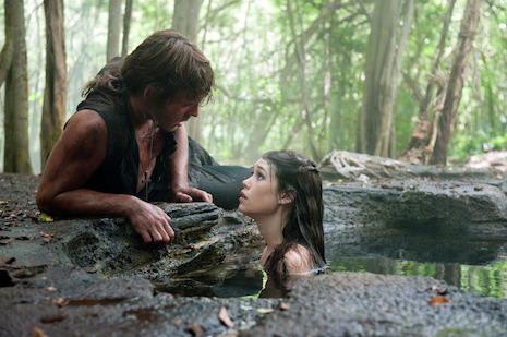 Pirates 4 Mermaid Astrid Berges-Frisbey Latest Hot Stills
