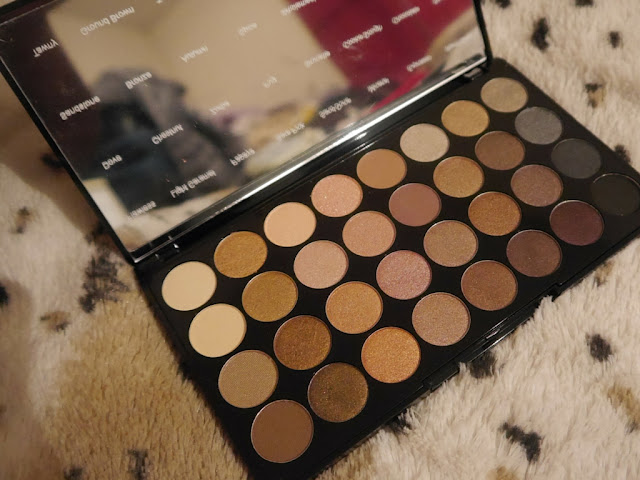 makeup revolution beyond flawless palette
