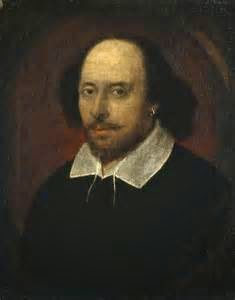 William Shakespeare, poet, writter, dramatist, actor