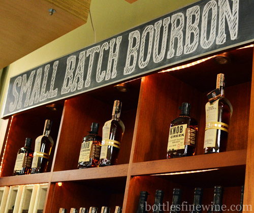 small batch bourbon jim beam
