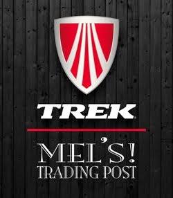 Sponsor: Trek/Mel's Trading Post!