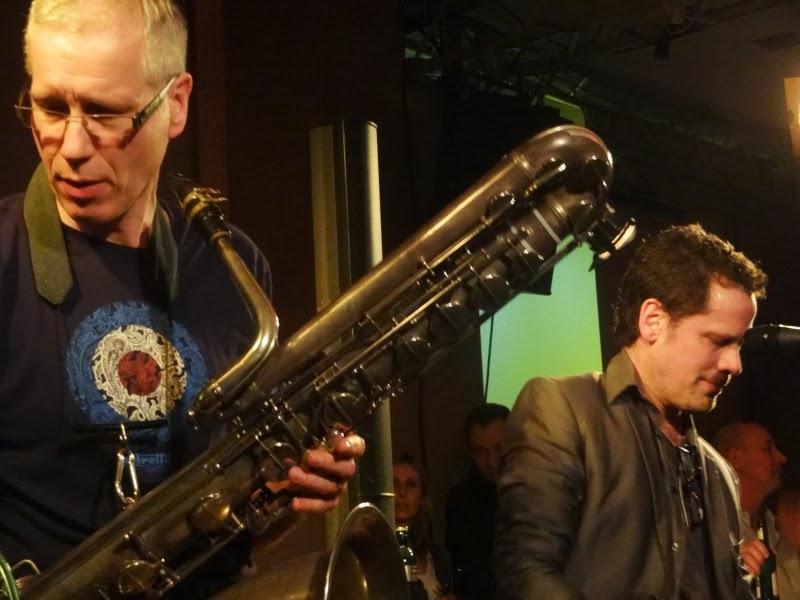 31.01.2014 Dortmund - Schauspielhaus: Scott McCloud & Andreas Kaling