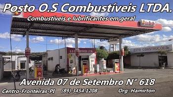 Posto O. S Combustíveis