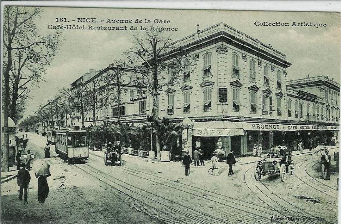 Cafe Du Cercle Strasvourg  Mars
