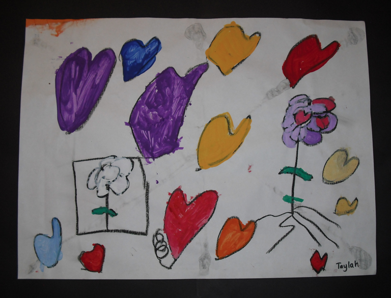Middle Years Virtual Gallery 2012 Inspired By Jim Dine
