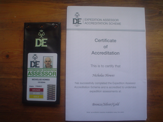 assessor award Level 3 award in assessing competence in the work environment the education and training foundation has more information about assessor qualifications 2 skills required you'll need: the ability to motivate people the ability to deliver training and lead workshops.