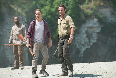 The Walking Dead - Divulgação/FOX
