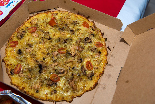 Domino's Pizza - Parmagiana Chicken