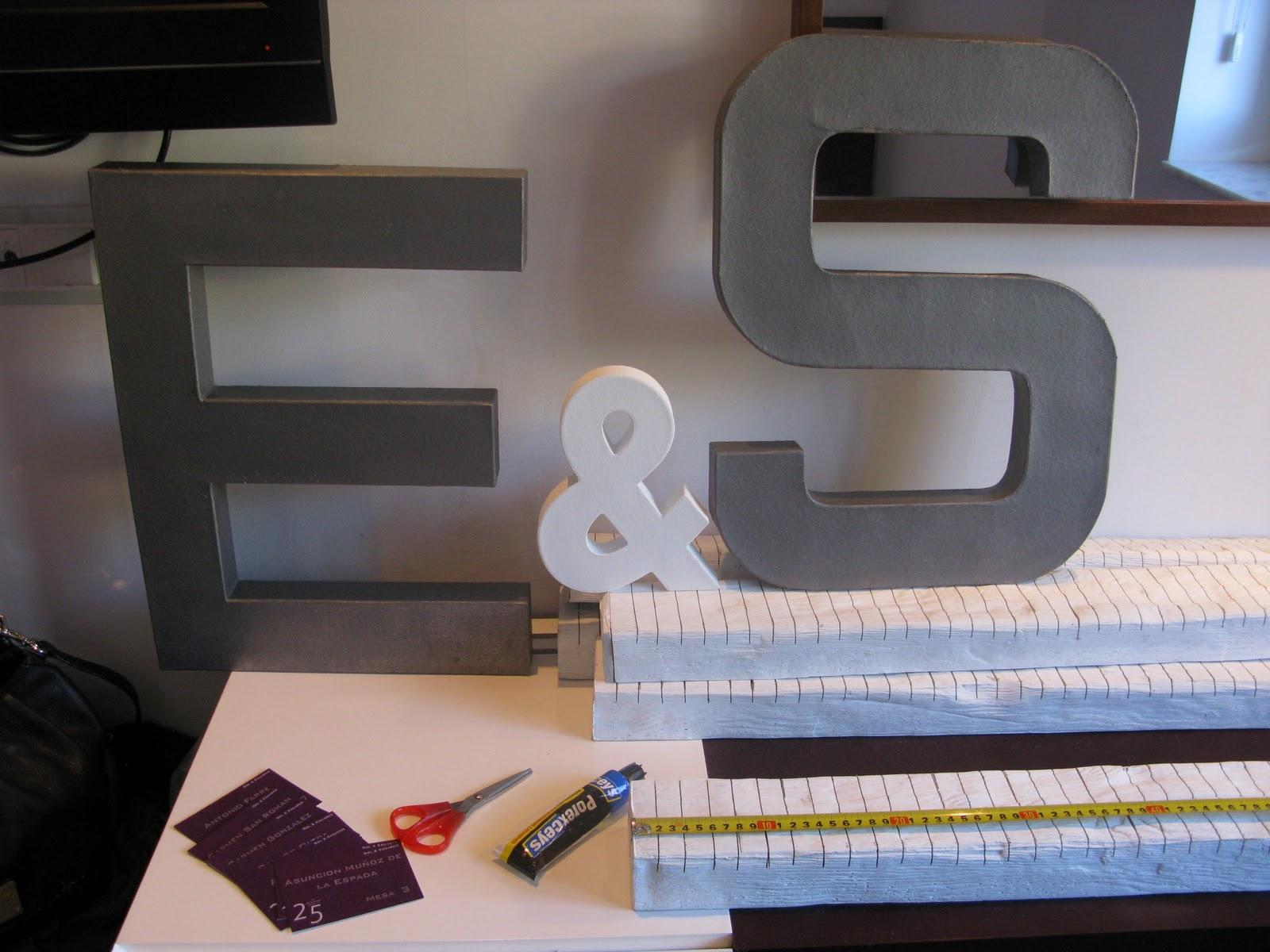 Marta decoycina decorar con letras - Guaimaro madrid ...
