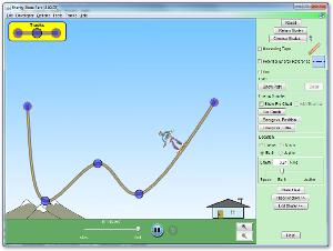 Simulasi Interaktif Fisika: Energi Kinetik dan Energi Potensial