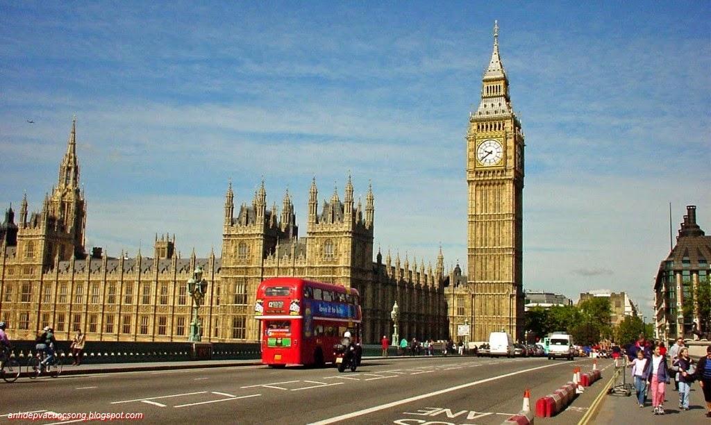 Thủ đô Luân Đôn, Anh (London, England) 35
