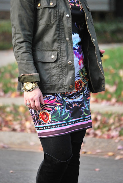SheInside Dress, how to style a graphic dress