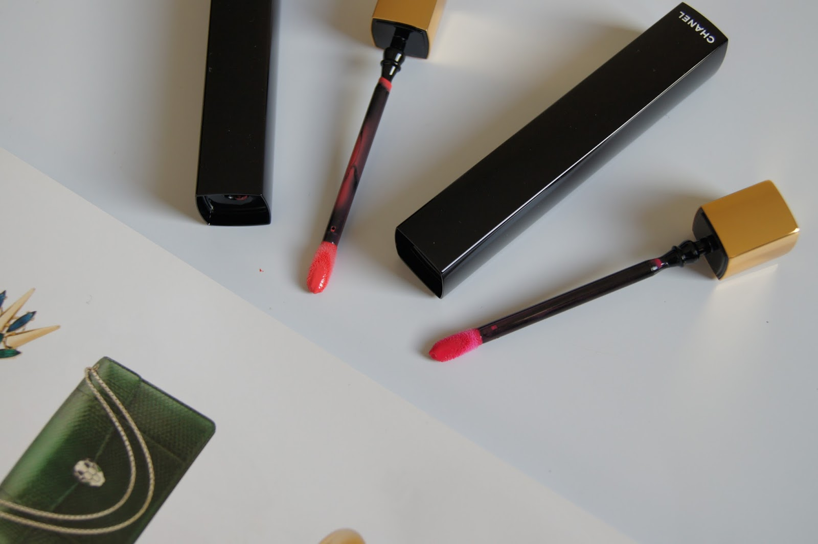 Chanel Rouge Allure gloss review
