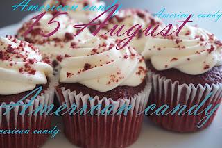 Американская конфетка до 15 августа
