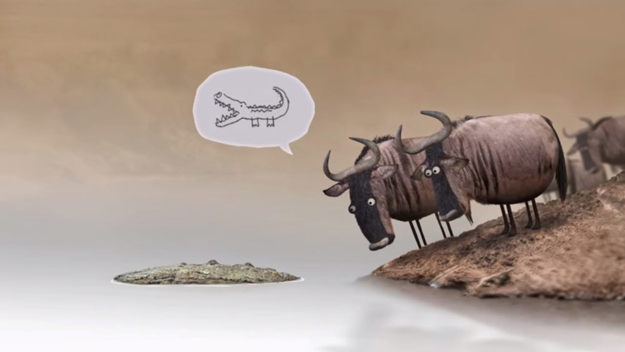 wildebeest gnu
