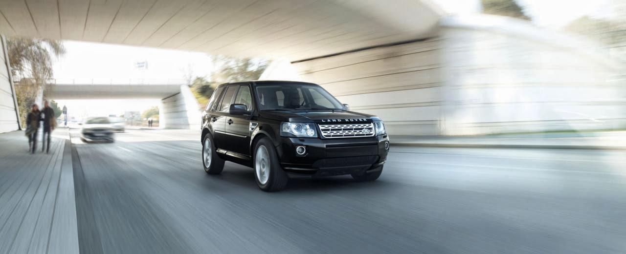 lançamento da Land Rover Freelander 2015