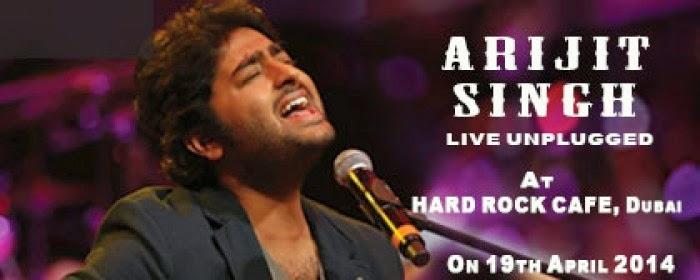 Arijit Singh Performance