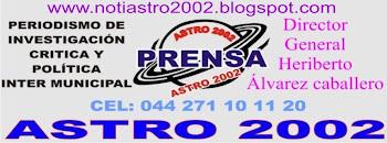 ASTRO 2002 EDICION IMPRESA