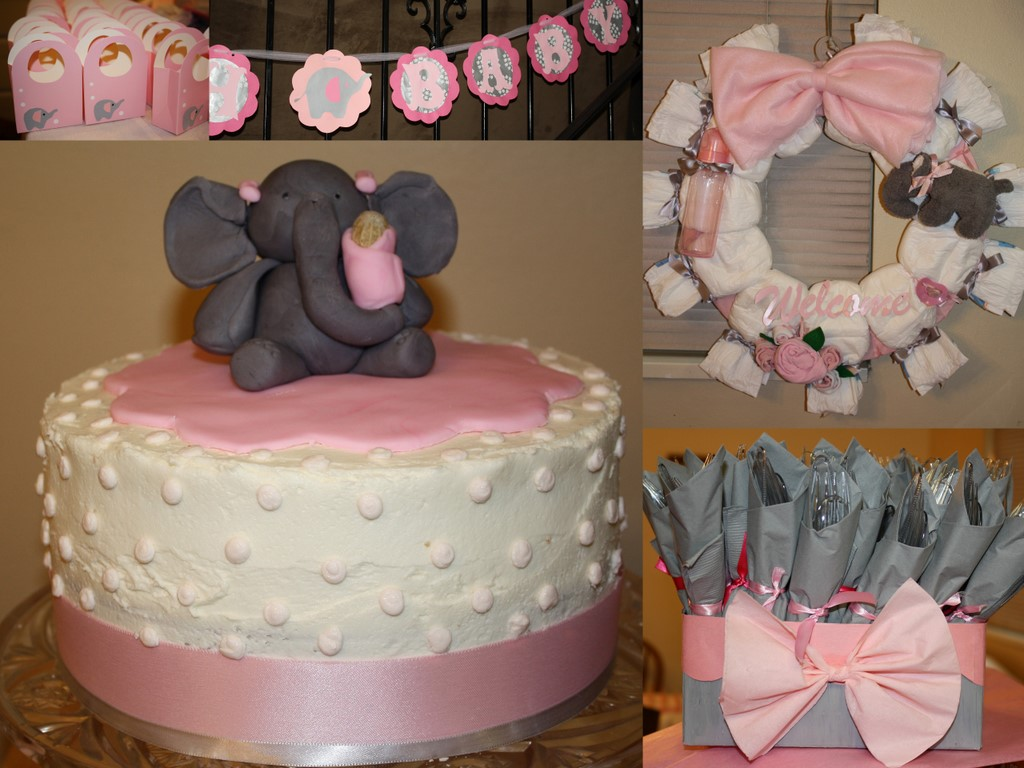 Gross Baby Shower Cake Images : Fighting Against What Is: elephant baby shower
