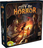 City of Horror : un jeu de zombies