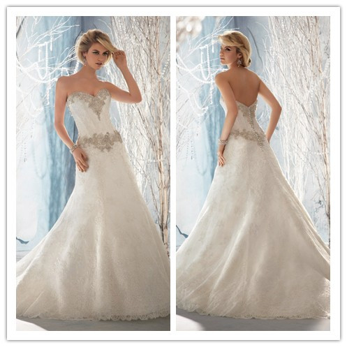 2014 Mori Lee Wedding Dresses