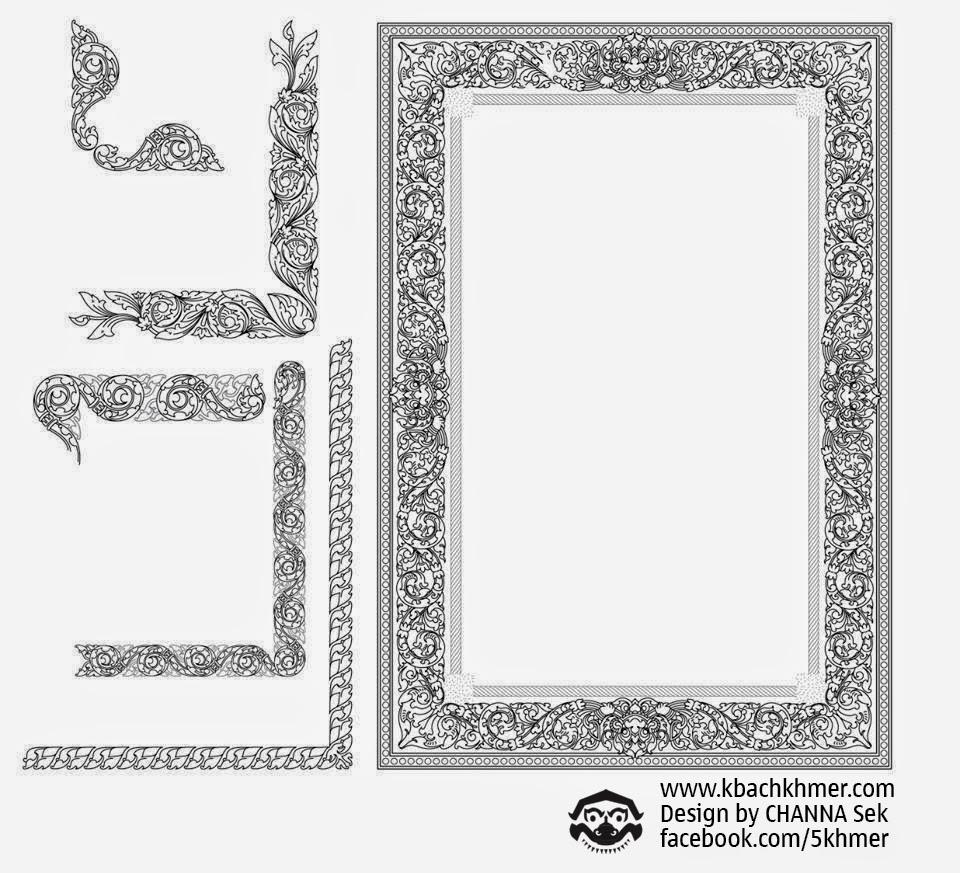 Classic Frame Drawing | www.pixshark.com - Images ...