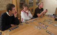 Dominion - Some of the players
