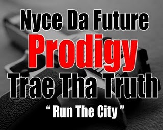 Nyce Da Future - Run The City