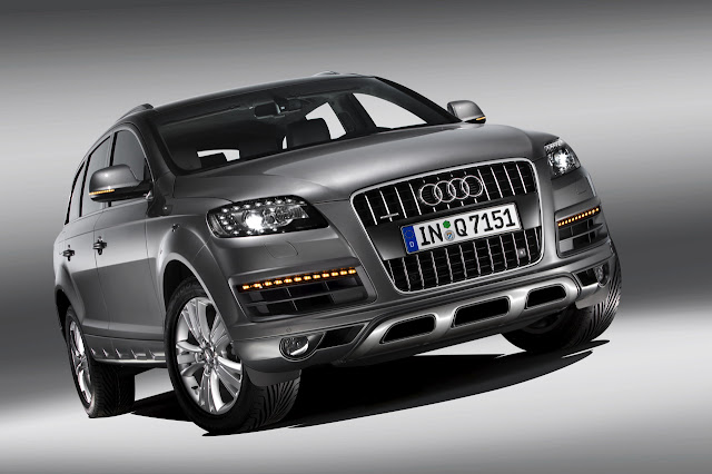 Audi Q7 Cars Pictures Gallery