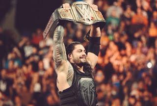 WWE - Roman Reigns se hizo fuerte en RAW y al fin alza el World Heavyweight Championship