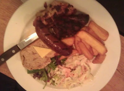 Moomba restaurant Loughborough BBQ combo