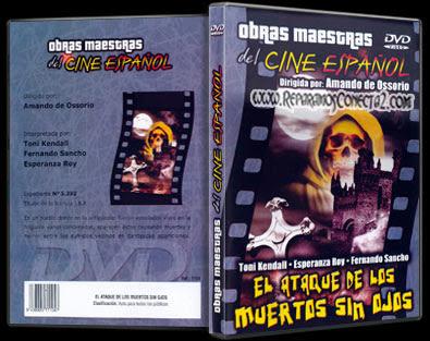 El Ataque de los Muertos sin ojos [1973] Descargar y Online V.O.S.E, Español Megaupload y Megavideo 1 Link