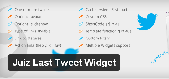 Collection Of Excellent WordPress Twitter Plugins & Widgets