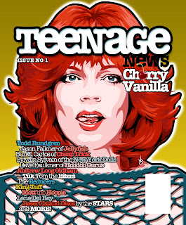 Teenage News zine