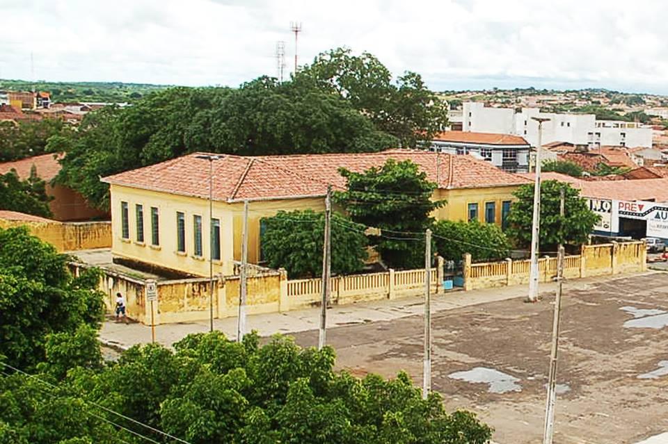 O MUSEU  DE CAJAZEIRAS FICOU  SO NA CONVERSA NÃO VIGOU  DRA DENISE NOSSA PREFEITA  DRA DENISE