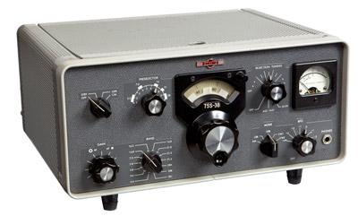 Equipo de radio aficionado Palomar