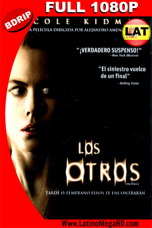 Los Otros (2001) Latino Full HD BDRIP 1080p ()